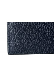 Gucci 100% Leather Navy Men's Bifold Wallet: Picture 4