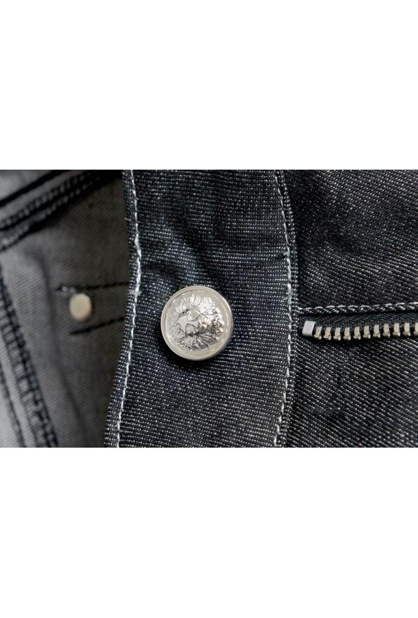 Versace Versus Gray Slim Fit Women's Jeans: Picture 6