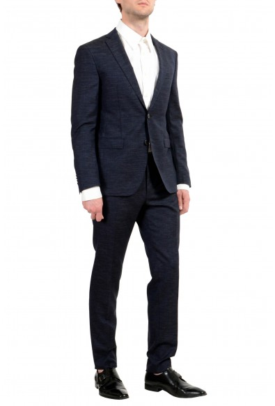 """Hugo Boss """"Reyno4/Wave2"""" Men's Wool Extra Slim Two Button Suit: Picture 2"""