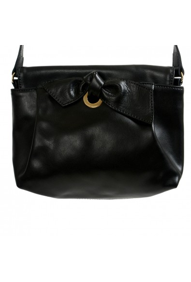 Red Valentino Women's 100% Leather Black Shoulder Bag: Picture 2