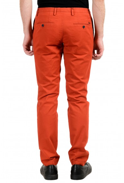 """Hugo Boss """"Stanino16-W"""" Men's Red Stretch Slim Casual Pants: Picture 2"""