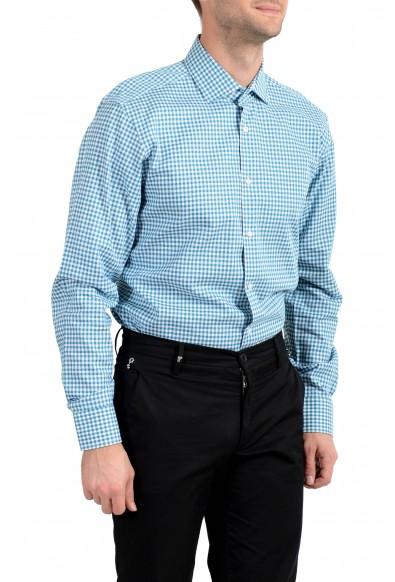 "Hugo Boss Men's ""Gordon"" Regular Fit Plaid Long Sleeve Dress Shirt: Picture 2"