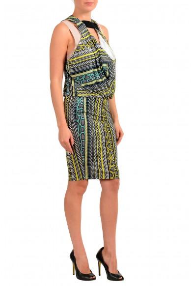 Just Cavalli Women's Multi-Color Striped Bodycon Dress : Picture 2