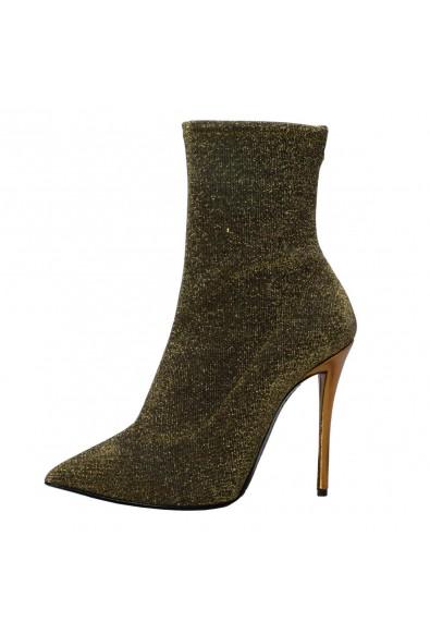 Giuseppe Zanotti Design Women's High Heel Boots Shoes: Picture 2