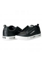 "Plein Sport ""John"" Black Slip On Fashion Sneakers Shoes : Picture 3"