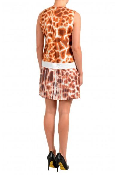 Just Cavalli Women's Multi-Color Pleated Shift Dress : Picture 2