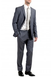"Hugo Boss ""Reymond/Wenten"" Men's 100% Wool Two Button Suit: Picture 2"
