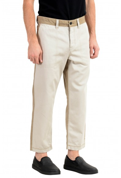 """Hugo Boss """"Salt"""" Men's Tapered Fit Cropped Casual Pants : Picture 2"""
