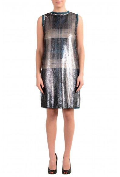 Maison Margiela Women's Sequins Embellished Evening Dress