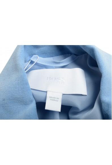 "Hugo Boss Women's ""Kulie"" Blue Double Breasted Blazer : Picture 2"