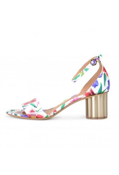 "Salvatore Ferragamo Women's ""ERACLEA"" Patent Leather Sandals Shoes: Picture 2"