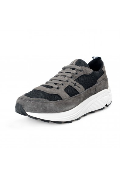 Car Shoe By Prada Men's Suede Leather Fashion Sneakers Shoes