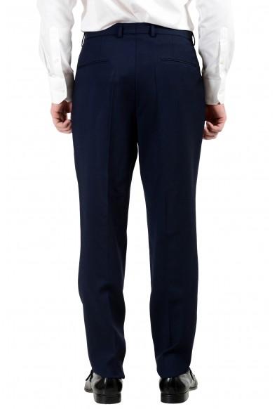 "Hugo Boss ""Nylen/Pery"" Men's 100% Wool Slim Dark Blue Two Button Suit: Picture 2"