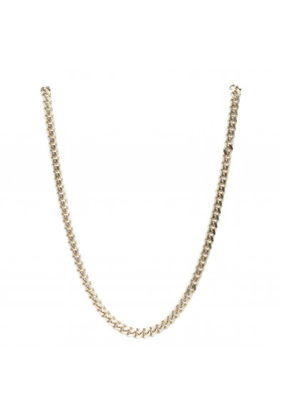 Versace Medusa Medallion Gold Tone Metal Belt : Picture 2