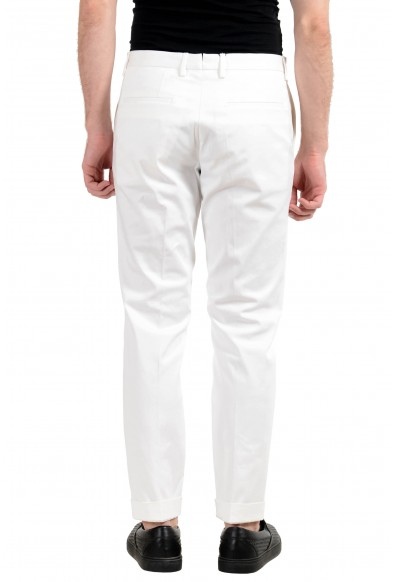 """Hugo Boss """"T-Bryce"""" Men's White Stretch Casual Pants: Picture 2"""
