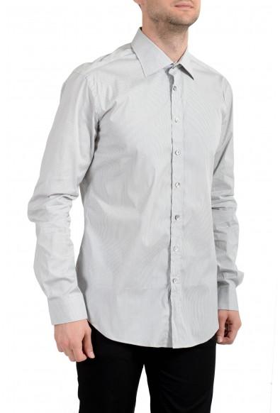 Malo Men's Stretch Long Sleeve Dress Shirt