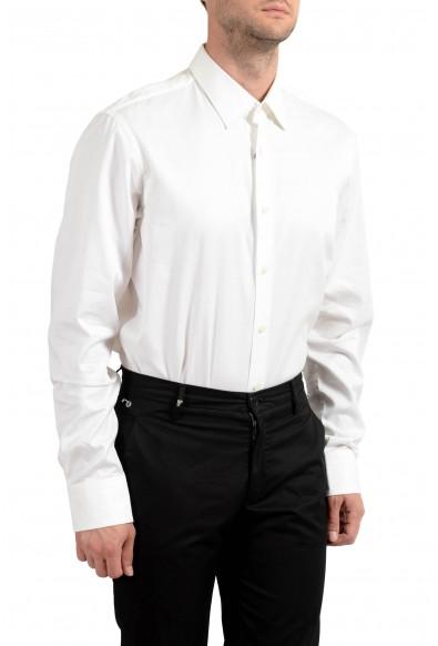 "Hugo Boss Men's ""Jery"" Regular Fit Striped Long Sleeve Dress Shirt: Picture 2"