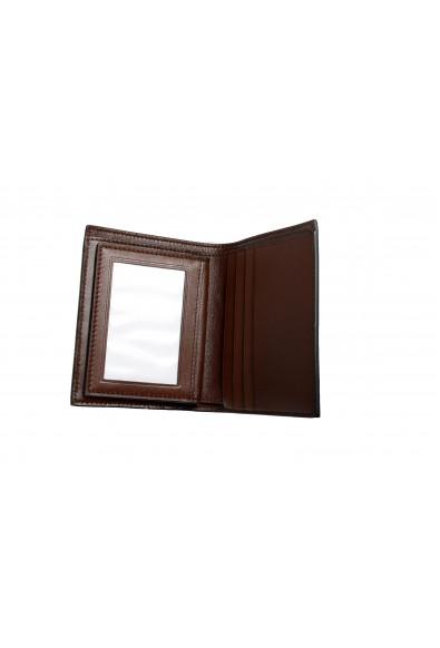 Salvatore Ferragamo Men's 100% Textured Leather Brown Bifold Wallet: Picture 2