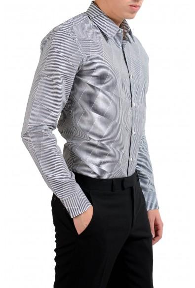 Fendi Men's Striped Long Sleeve Dress Shirt: Picture 2