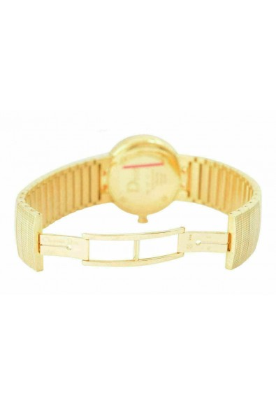 Christian Dior La D De Dior Solid Swiss Yellow Gold Watch: Picture 2