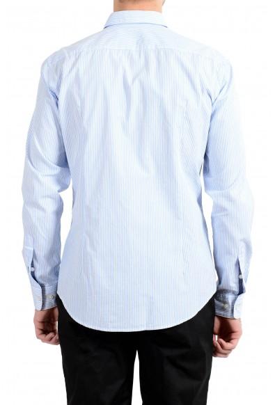 "Hugo Boss Men's Rikard_53"" Slim Fit Striped Long Sleeve Casual Shirt: Picture 2"