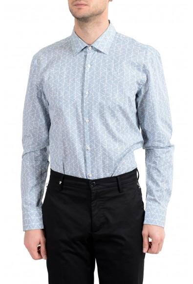 "Hugo Boss ""Jenno"" Men's Slim Multi-Color Long Sleeve Dress Shirt: Picture 2"