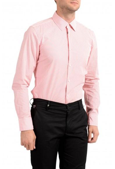 "Hugo Boss Men's ""Jack"" Slim Fit Striped Long Sleeve Dress Shirt: Picture 2"