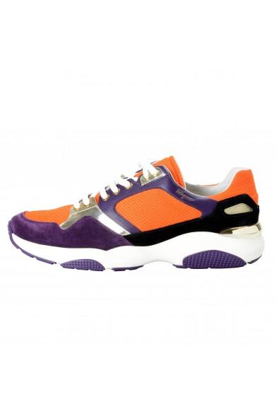 Salvatore Ferragamo Lisbona 2 Fashion Sneakers Shoes : Picture 2