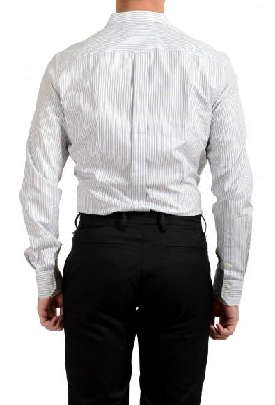 Dolce&Gabbana D&G Men's Striped Long Sleeve Casual Shirt : Picture 2