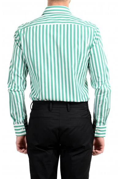 "Hugo Boss ""Juan"" Men's Striped Slim Long Sleeve Dress Shirt: Picture 2"