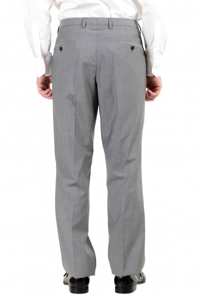 """Hugo Boss """"The James4/Sharp6"""" Men's 100% Wool Gray Two Button Suit: Picture 2"""