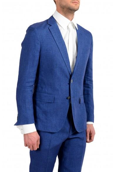 "Hugo Boss ""Helford/Gander3"" Men's 100% Linen Slim Two Button Suit: Picture 2"