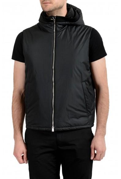 """Hugo Boss """"T-Canet"""" Men's Full Zip Hooded Lightly Insulated Vest"""