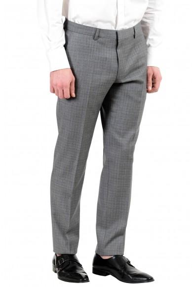 "Hugo Boss ""Helford/Gender3"" Men's 100% Wool Slim Gray Two Button Suit: Picture 2"