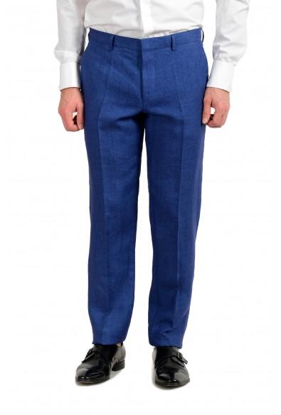 """Hugo Boss """"Helford/Gander3"""" Men's 100% Linen Slim Dress Pants"""