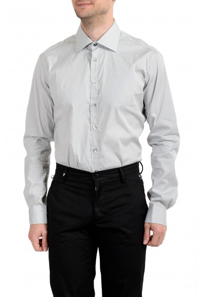 Malo Men's Stretch Long Sleeve Dress Shirt : Picture 2