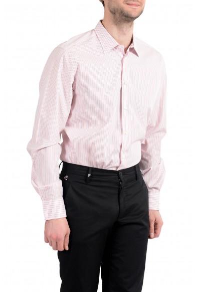 Malo Men's Striped Long Sleeve Dress Shirt : Picture 2