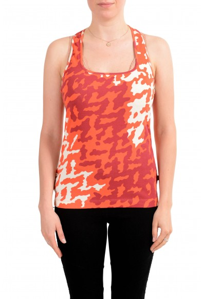 Just Cavalli Women's Multi-Color Tank Top