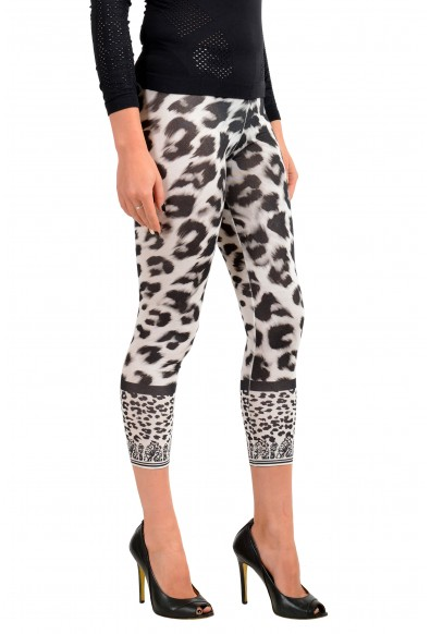 Versus by Versace Women's Multi-Color Leggings Pants : Picture 2