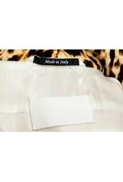 Maison Magiela Off-White Double Breasted Women's Oversized Basic Coat: Picture 6