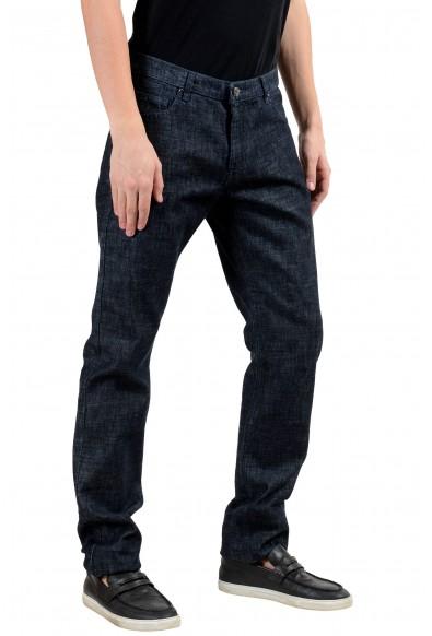 Versace Jeans Men's Dark Blue Slim Jeans: Picture 2