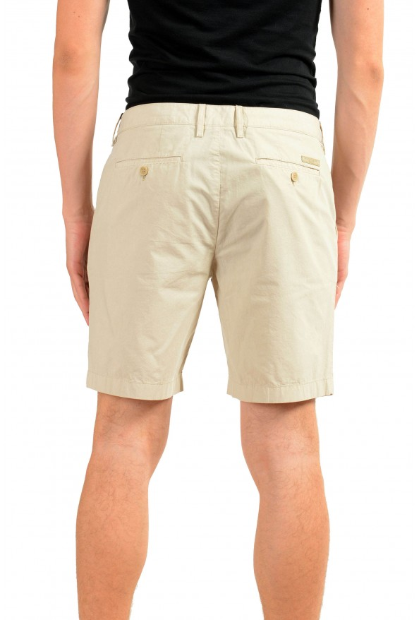 Burberry Men's Beige Casual Shorts: Picture 3