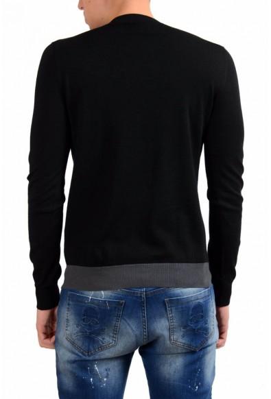 Prada Men's 100% Wool Crewneck Light Sweater: Picture 2