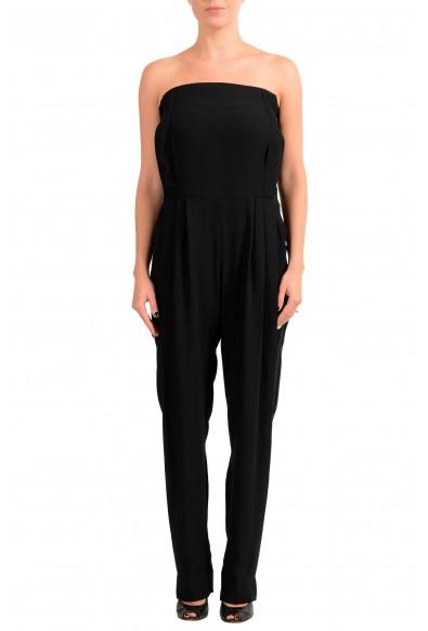 Just Cavalli Women's Black Romper Jumpsuit