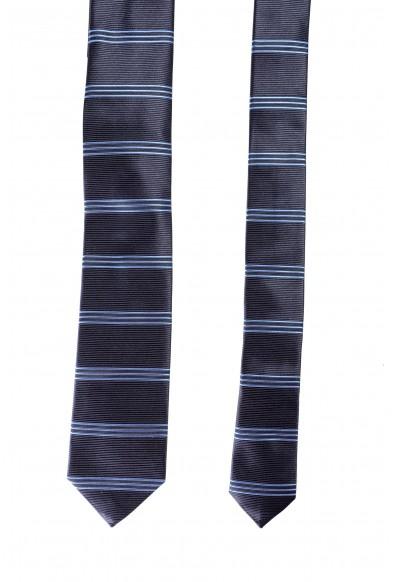 Hugo Boss Men's 100% Silk Striped Tie: Picture 2