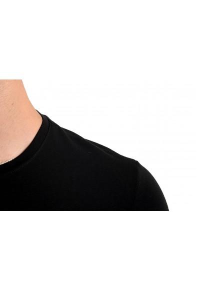 "Roberto Cavalli ""SPORT"" Men's Black Stretch T-Shirt: Picture 2"