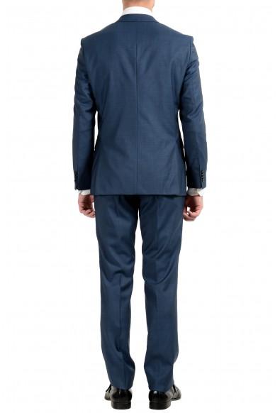 "Hugo Boss ""C-Jefferd/C-Stedson"" Men's 100% Wool Blue Two Button Suit: Picture 2"