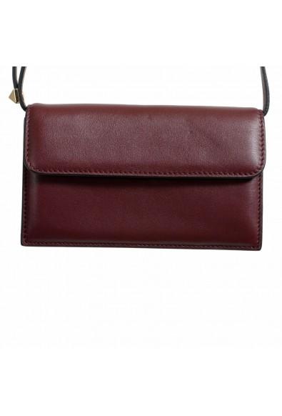 Valentino Garavani Women's 100% Leather Brown Rockstud Handbag Shoulder Bag: Picture 2