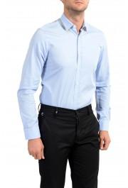 Lanvin Men's Light Blue Long Sleeve Dress Shirt: Picture 3