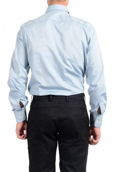 Dolce&Gabbana Men's Blue Long Sleeve Dress Shirt : Picture 2